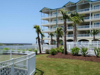 Sunset Beach Condo/Townhouse Sold: 915 Shoreline Drive W #334