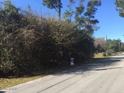 Emerald Isle Residential Lots & Land For Sale: 7207 Canal Drive