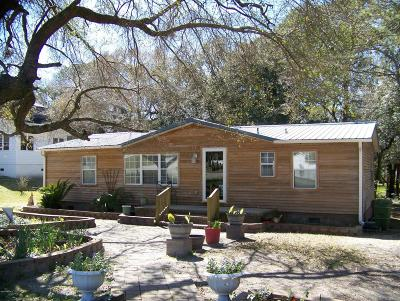 Atlantic Beach Single Family Home For Sale: 309 Lee St.