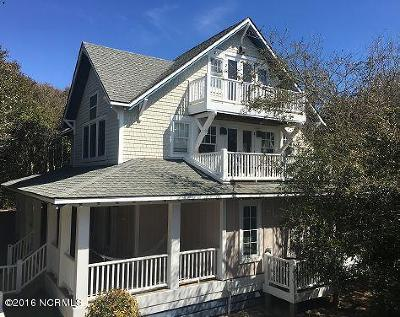 Bald Head Island Single Family Home For Sale: 308 Stede Bonnet Wynd