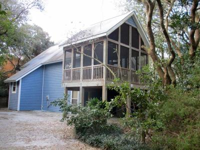 Emerald Isle Single Family Home For Sale: 1105 Timber Trail