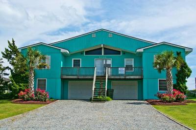 Emerald Isle Single Family Home Active Contingent: 5703 Ocean Drive