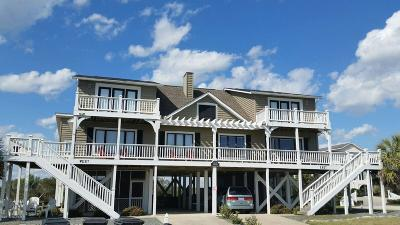 Holden Beach Condo/Townhouse For Sale: 1270 Ocean Boulevard W #West