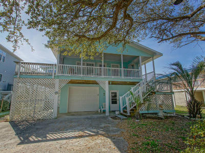 Oak Island Single Family Home For Sale: 205 Crowell Avenue