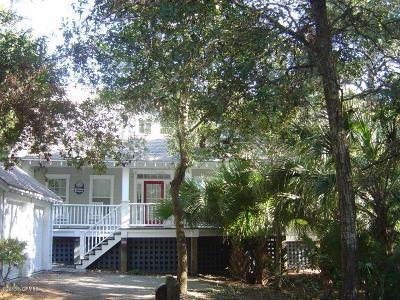 Bald Head Island Single Family Home For Sale: 47 Fort Holmes Trail