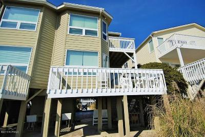 Sunset Beach Condo/Townhouse Sold: 1608 E Main Street #A
