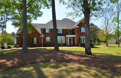Greenville Single Family Home For Sale: 1446 Saddlewood Drive
