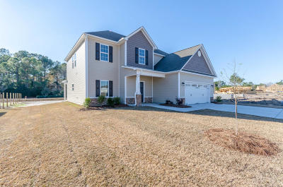 Sneads Ferry Single Family Home For Sale: 238 Sailor Street
