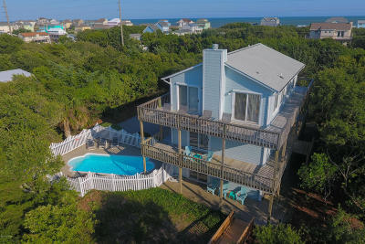 Emerald Isle NC Single Family Home For Sale: $695,000