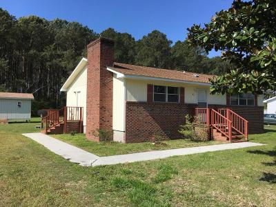 Beaufort Single Family Home For Sale: 145 Ruth Lane