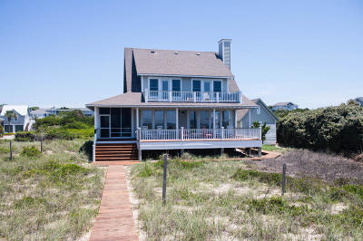 Bald Head Island Single Family Home For Sale: 14 Coquina Trail