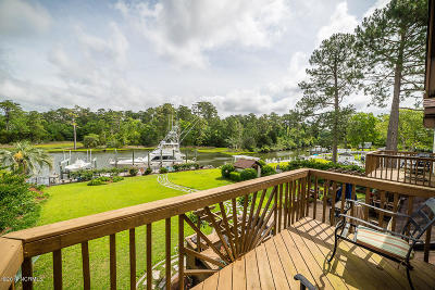 Morehead City Single Family Home For Sale: 5214 Webb Court