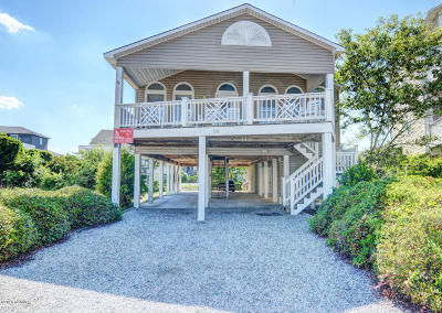 Ocean Isle Beach Single Family Home For Sale: 54 Private Drive