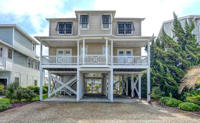 Ocean Isle Beach Single Family Home For Sale: 22 Dare Street
