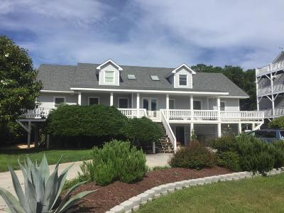 Emerald Isle Single Family Home For Sale: 412 Channel Drive