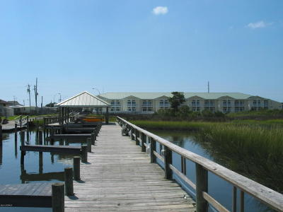 Atlantic Beach Condo/Townhouse For Sale: 602 W Fort Macon Road W #118