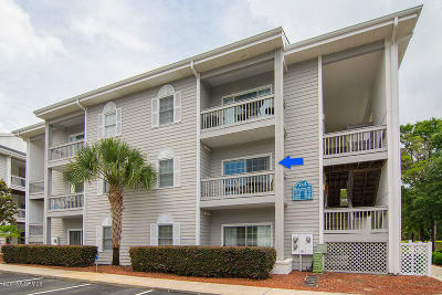 Sunset Beach Condo/Townhouse Sold: 215 Royal Poste Road #2709