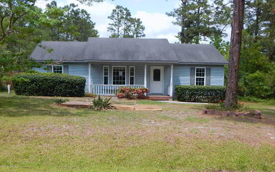 Southport Single Family Home Sold: 230 Crystal Road