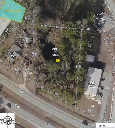 Morehead City Commercial For Sale: 5502 Hwy 70