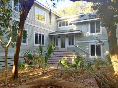 Bald Head Island Single Family Home For Sale: 112 Edward Teach Wynd Wynd