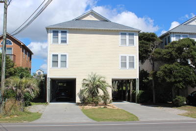 Surf City Condo/Townhouse For Sale: 419 N New River Drive #B