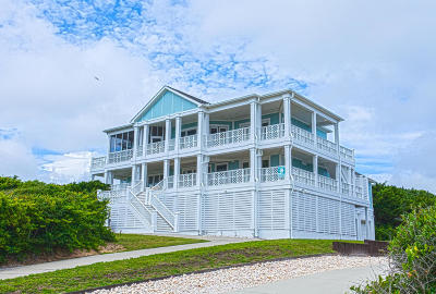 Oak Island Single Family Home For Sale: 800 Caswell Beach Road