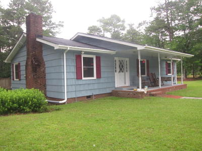 Smyrna Single Family Home For Sale: 1001 Straits Road
