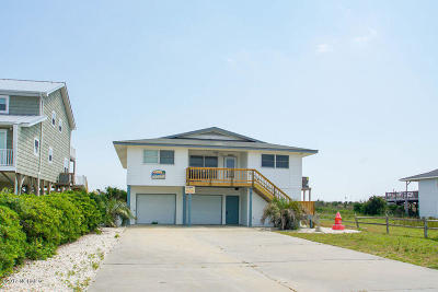Holden Beach Single Family Home For Sale: 415 Ocean Boulevard W