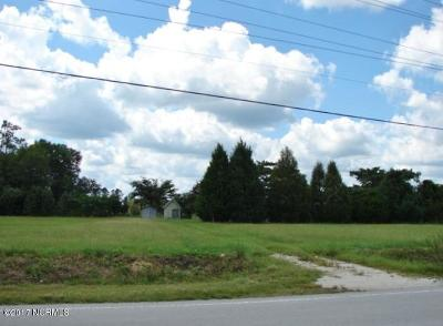 Jacksonville Residential Lots & Land For Sale: 4795 Richlands Highway