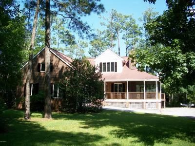Beaufort Single Family Home For Sale: 117 Sandy Huss Drive