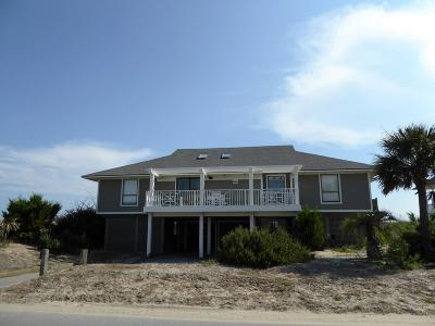 Bald Head Island Single Family Home For Sale: 320 S Bald Head Wynd N