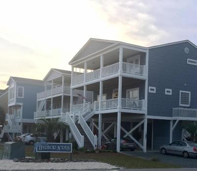 Holden Beach Single Family Home For Sale: 878 Ocean Boulevard W