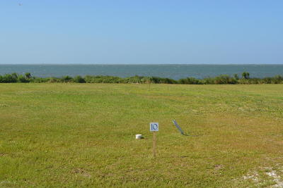 Harkers Island Residential Lots & Land For Sale: 110 Turtle Point Drive