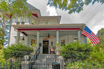 Southport Single Family Home For Sale: 316 W West Street