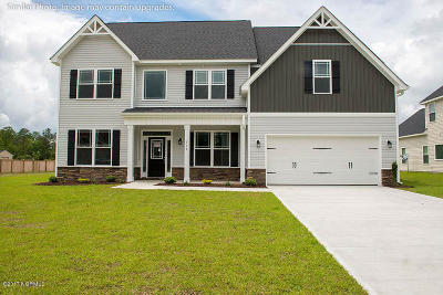 Jacksonville Single Family Home For Sale: 315 Southwest Plantation Drive