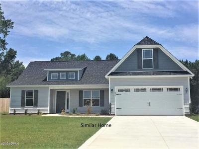 Onslow County Single Family Home For Sale: 105 Stony Brook Way