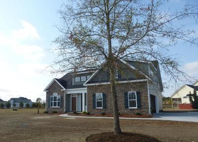 Greenville Single Family Home For Sale: 3046 Poplar Grove Drive