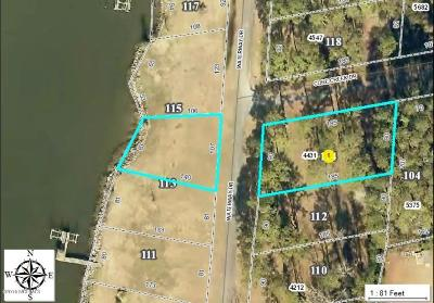 Beaufort Residential Lots & Land For Sale: 114 Waterway Drive