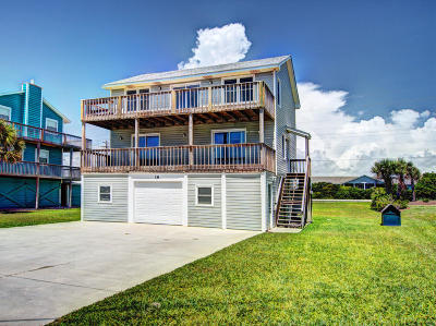 Emerald Isle Single Family Home For Sale: 16 Ocean Drive