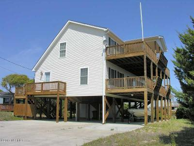 Carteret County Single Family Home For Sale: 112 Sea Oats Drive