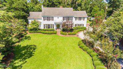 Wilmington Single Family Home For Sale: 1506 Magnolia Place