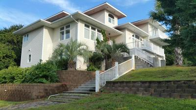 Pine Knoll Shores Single Family Home For Sale: 103 Mimosa Boulevard