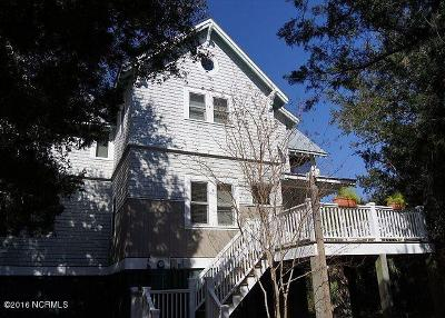 Bald Head Island Single Family Home For Sale: 20 Captain Charlies Court