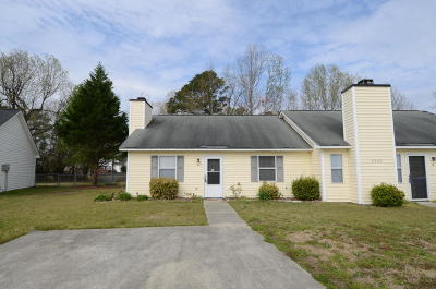 Greenville NC Condo/Townhouse For Sale: $71,900