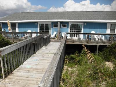 Emerald Isle Multi Family Home For Sale: 6203 Ocean Drive