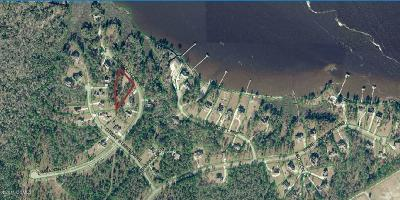 Swansboro Residential Lots & Land For Sale: 307 Limbaugh Lane