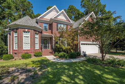 Southport Single Family Home For Sale: 3648 Players Club Drive SE