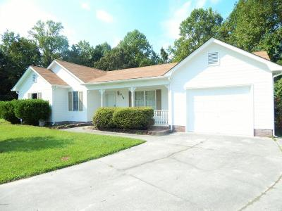 Jacksonville Single Family Home Active Contingent: 819 Mandarin Trail