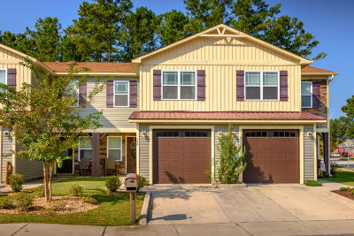 Onslow County Condo/Townhouse Active Contingent: 102 Kenan Loop