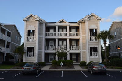 Sunset Beach Condo/Townhouse Sold: 878 Great Egret Circle SW #9e